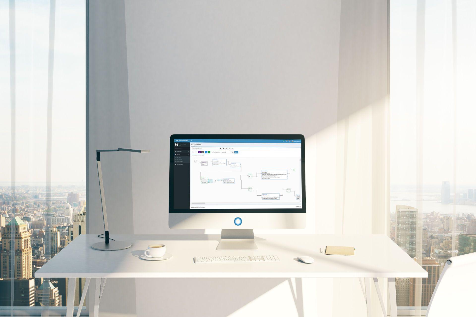 OMNIBOT - Independent, Next Generation Conversational A.I. Platform