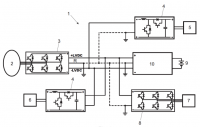 DC-DC CONVERTER WITH BIPOLAR OUTPUT AND ITS USE FOR CONNECTION OF A DISTRIBUTED GENERATION SYSTEM TO A BIPOLAR DC GRID