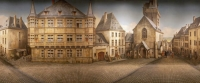 Luxembourg 1665 History Serious Game for Schools