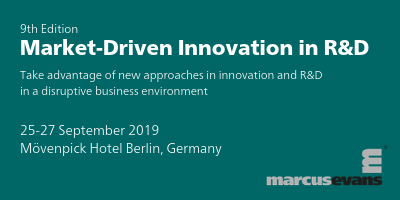 9th Edition Market-Driven Innovation in R&D